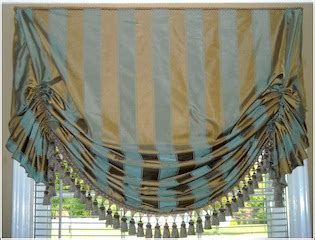 Swag Window Treatments You Can Make!
