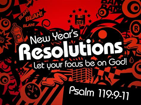 sermon for sunday of the new year new years resolution powerpoint sermon church new year