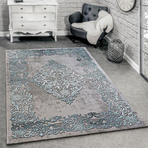 grauer teppich wohnzimmer designer teppich modern wohnzimmer teppiche 3d barock