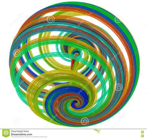 imagenes abstractas ejemplos ejemplo 3d de figuras abstractas stock de ilustraci 243 n