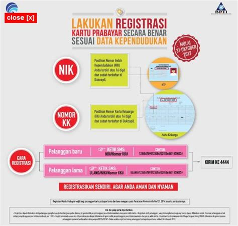Telkomsel As Bagus Mudah Di Ingat cara mudah registrasi kartu prabayar telkomsel tri indosat dan lainnya babatpost