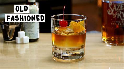 old fashioned tipsy bartender