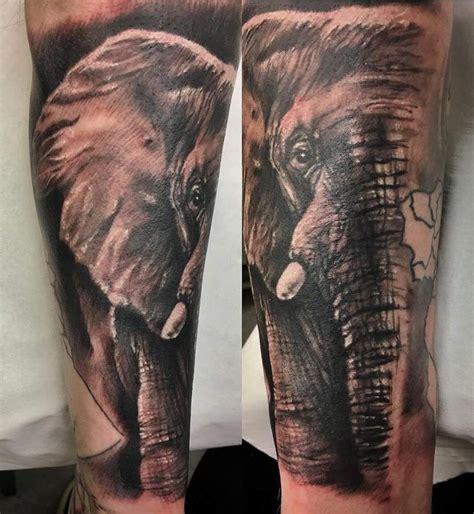 elephant tattoos design ideas  meaning wild
