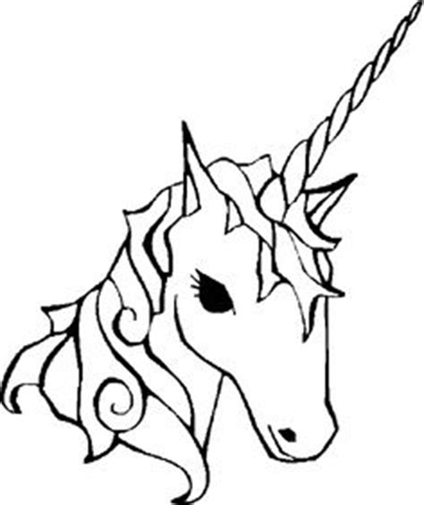 easy unicorn coloring page how to draw a cute unicorn cute and easy bodraw