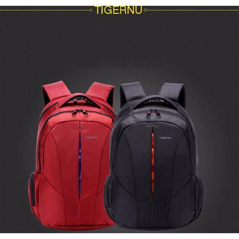 Backpack Ransel Tas Blue tigernu tas ransel backpack waterproof black blue