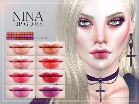 Three Custom Brings Your Favorite Lipstick Back From The Dead by 322 Best Images About Sims 4 Cc Makeup On The