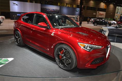 alfa romeo stelvio qv looking to make some noise in chicago