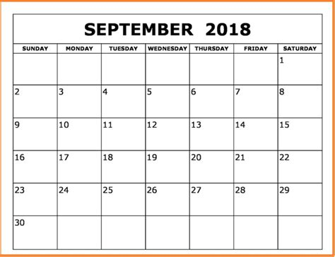 printable calendar images september 2018 printable calendar max calendars