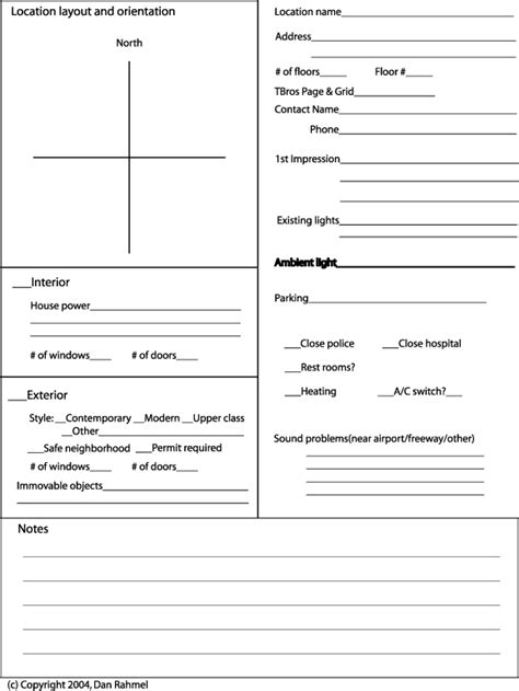 field coaching report template free location scouting template for recording location
