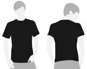 black t shirt design template black t shirt template clipart best