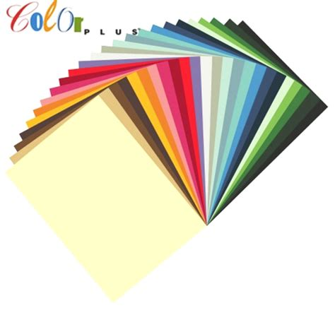 color plus minas midias papel color plus a4 180g 20 folhas