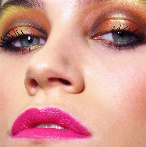 imagenes de ojos naranjas dg makeup studio todo sobre la colorimetr 237 a