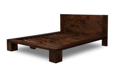 Dakota Bed Frame Solid Mango Wood Bed Frame Casa Indian Furniture