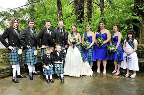 ideas for how to plan a scottish themed wedding holidappy