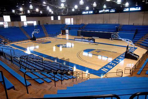 basketball arena facilities