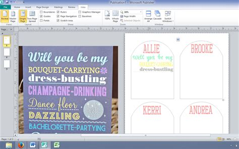 will you be my bridesmaid wine label template do it yourself drew will you be my bridesmaid diy