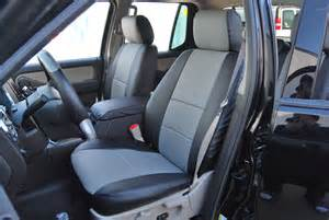 Ford F150 Replacement Seat Upholstery Ford Explorer Sport Trac 2001 2005 Iggee S Leather Custom