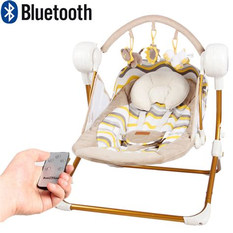 baby swing sleeping chair muchuan electric baby swing rocking chair automatic