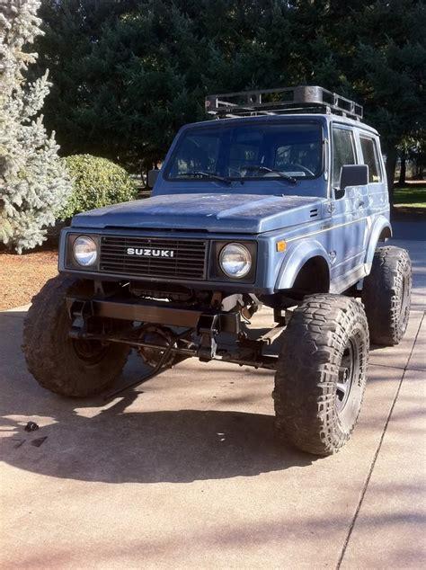wide stance jeep 288 best images about suzuki samurai on pinterest cars