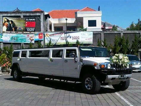 Harga Sewa Fendi Wedding Car rental mobil hummer jakartaweddingcar