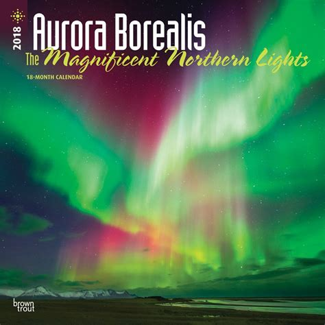 northern lights 2018 prediction buy aurora borealis the magnificent northern lights 2018