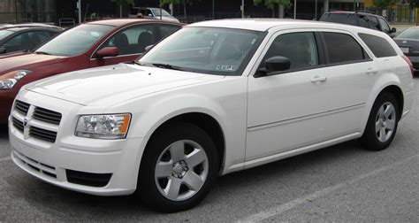 dodge magnum 2008 vans car 2008 dodge magnum review
