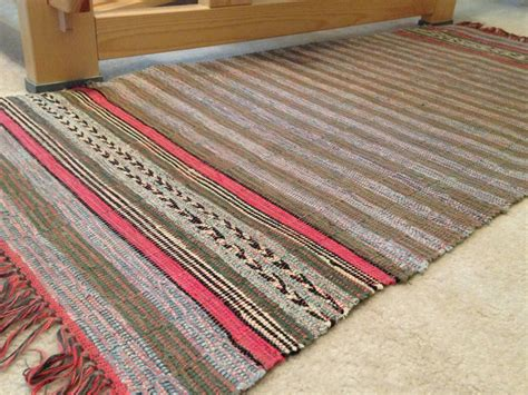 rags to rugs friday rag rugs warped for