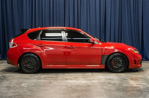 used subaru impreza hatchback used 2010 subaru impreza wrx sti awd hatchback for sale
