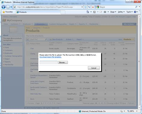 csv format to xlsx code on time bulk import csv xls and xlsx