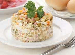 классические салаты рецепты