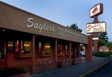 Saylors Country Kitchen 7 restaurants in oregon with food challenges