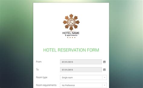hotel reservations hotel booking php software
