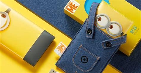 Power Bank Character Minions Bello 1 bello แบตเตอร สำรอง minion ส ดน าร กจาก meizu iphonemod
