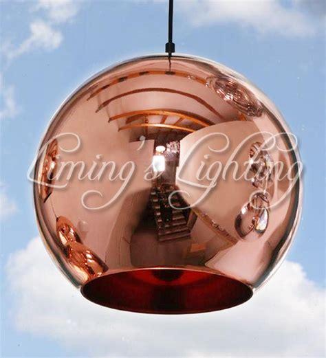 2017 Led Light Ceiling L Copper Glass Light Ceiling | 2017 light e27 led bulb copper shade mirror chandelier