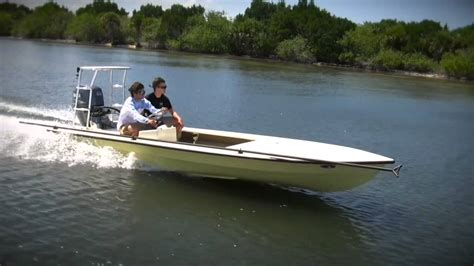 hell s bay boatworks for sale hell s bay boatworks waterman demo youtube