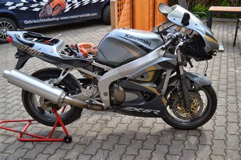 Motorradteile Gebraucht Kawasaki by Gebrauchte Motorradteile Einer Kawasaki Zx 6 R Zx600g Bj 1998