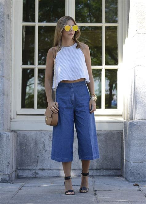 Culotes Pant how to style your culottes for formal or informal