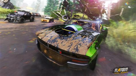 Flatout 4 Total Insanity Reg 2 Ps4 flatout 4 total insanity crashes onto consoles this april
