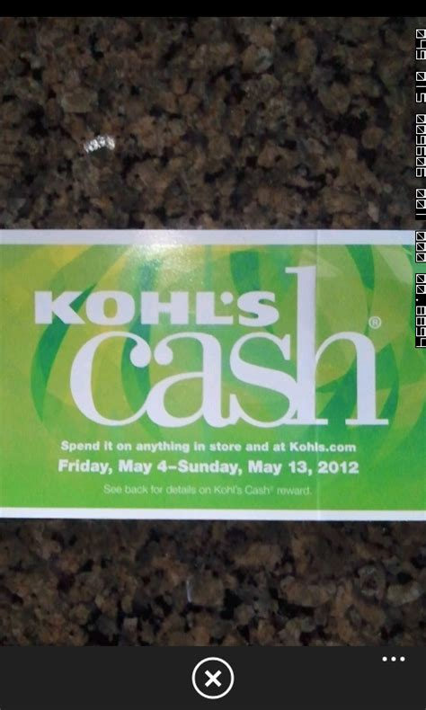 returnguru s blog did you ever miss using a kohl s cash card because it expired - Can You Use Kohl S Cash To Buy Gift Cards