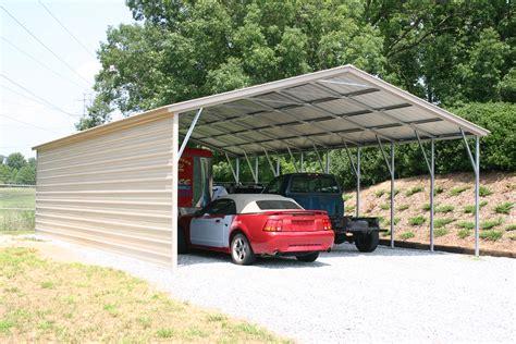 Carport An Garage 3910 by Metal Carports Zephyrhills Fl Zephyrhills Florida Carports