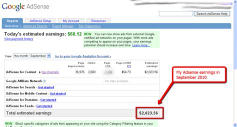 adsense zero clicks how i went from 0 to 2 000 per month in adsense revenue