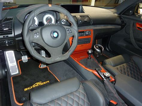 Bmw 1er M Coupe Innenraum by Bimmertoday Gallery