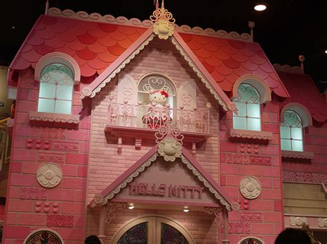 hello kitty mansion kawaii blush dreaming of a kitty house