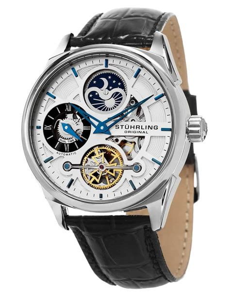 are stuhrling watches stuhrling review the