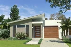 1 story modern house plans
