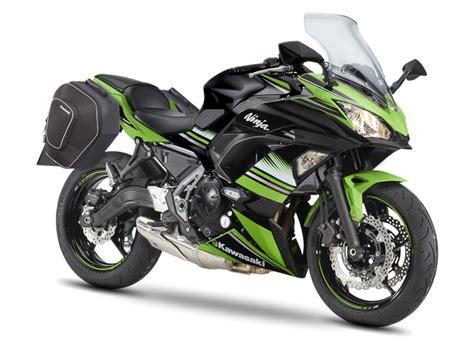 125 Motorrad Tourer by Ninja 650 Tourer My 2017 Kawasaki United Kingdom