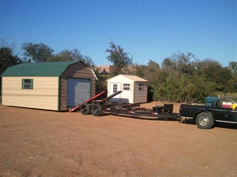 trailer house movers portable building moving trailers for sale