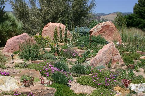 Landscaping Ideas For Small Yards Simple Colorado Springs Utilities Xeriscape Demonstration Garden