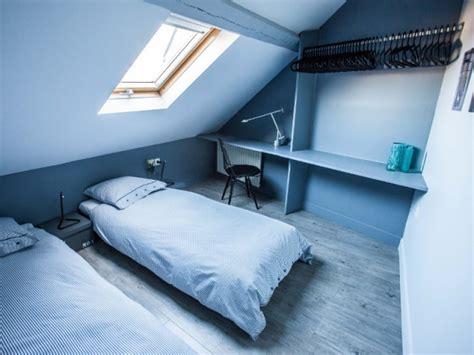 chambre sous les toits am 233 nager une chambre sous les toits maisonapart