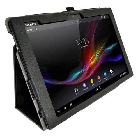 Tablet Sony Experia Z Lte sony xperia tablet z lte wi fi igadgitz portfolio leather